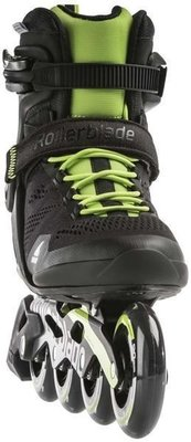 Rollerblade Macroblade 90 Black/Acid Green 27,5/42,5