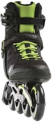 Rollerblade Macroblade 90 Black/Acid Green 28,5/44