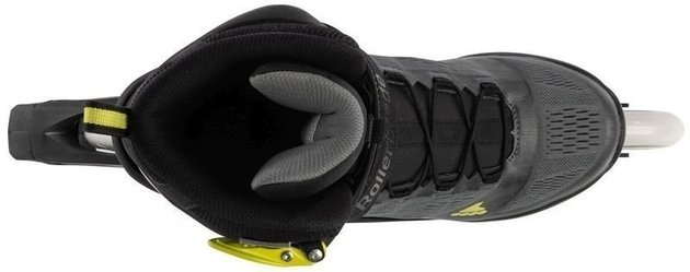 Rollerblade Macroblade 100 3WD Charcoal/Yellow 27,5/42,5