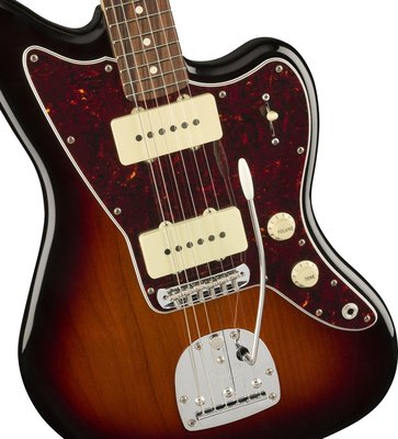 Fender Player Jazzmaster PF 3-Tone Sunburst