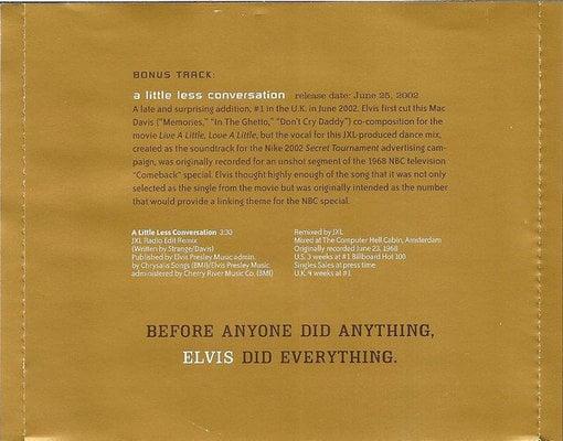 Elvis Presley 30 #1 Hits (CD)