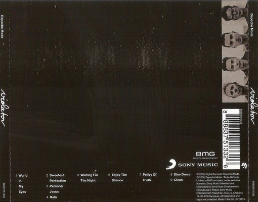 Depeche Mode Violator (CD)