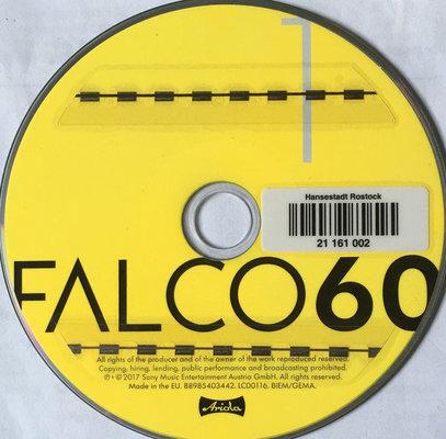 Falco Falco 60 (2 CD)