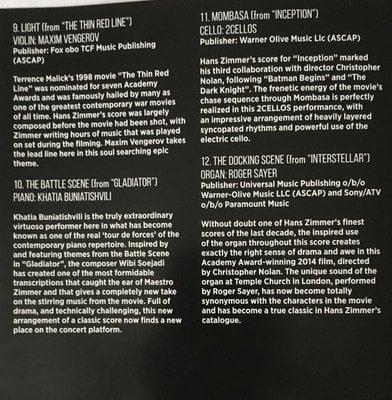 Hans Zimmer Classics (CD)