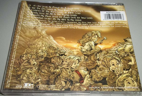 Korn Follow the Leader (CD)