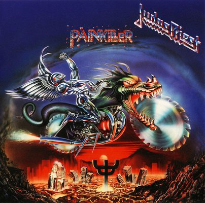 Judas Priest Painkiller (Remastered) (CD)