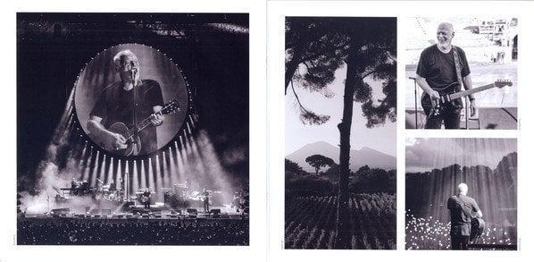 David Gilmour Live At Pompeii (Gatefold Sleeve Slipcase) (4 LP)