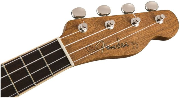Fender Zuma Concert Ukulele WN Natural