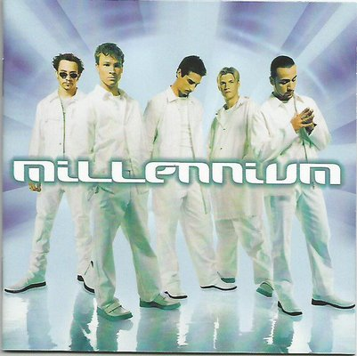 Backstreet Boys Millennium (CD)