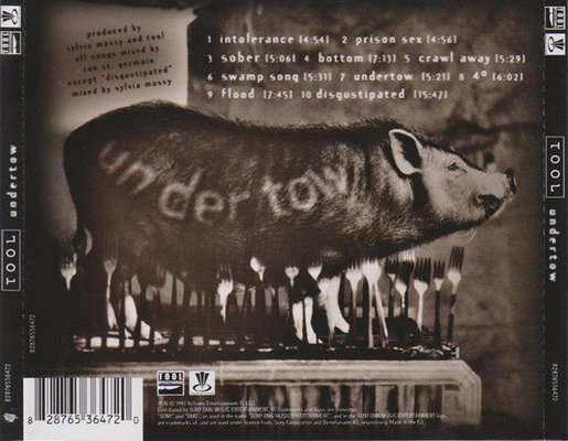 Tool Undertow (CD)