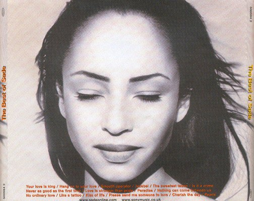 Sade Best Of (Remastered) (CD)