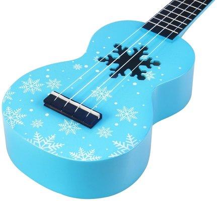 Mahalo MD1 Snow Glacier Blue
