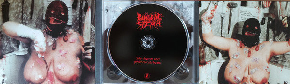 Pungent Stench Dirty Rhymes & Psychotronic Beats (CD Digipak)