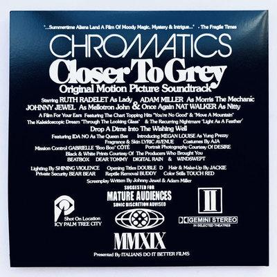 Chromatics Closer To Grey (Blood Red Vinyl) (2 LP)