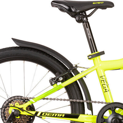 DEMA Vega 6-Speed Neon Yellow/Black