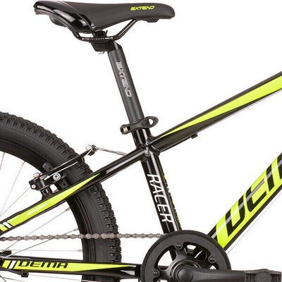DEMA Racer 20 SL Black/Neon Yellow