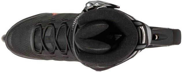 Rollerblade Spark 80 Black/Warm Orange 305