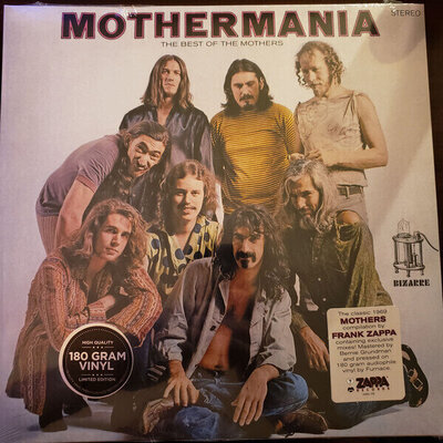 Frank Zappa Mothermania: The Best Of The Mothers (Vinyl LP)