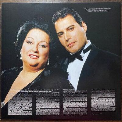 Freddie Mercury Barcelona (Freddie Mercury & Montserrat Caballé)
