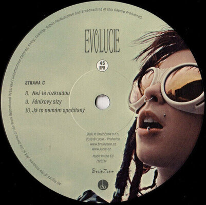 Lucie Evolucie (2 LP)