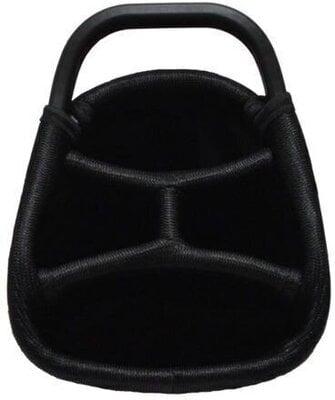 Big Max Heaven 7 Charcoal/Fuchsia Stand Bag