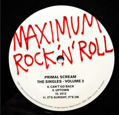 Primal Scream Maximum Rock 'N' Roll: the Singles Vol. 2 (2 LP)