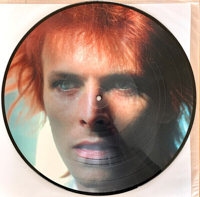 David Bowie Space Oddity (Picture Vinyl Album)
