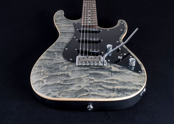 Michael Kelly 60 S1 Custom Collection Black Wash