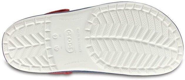 Crocs Crocband Clog White/Blue Jean 39-40