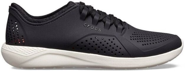 Crocs Men's LiteRide Pacer Black/White 38-39