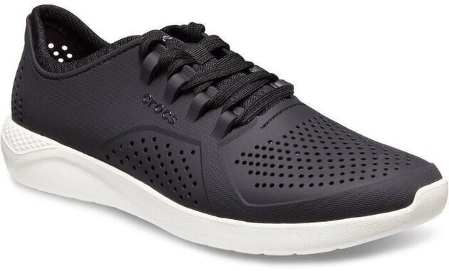 Crocs Men's LiteRide Pacer Black/White 43-44