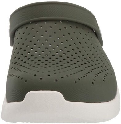 Crocs LiteRide Clog Army Green/White 41-42