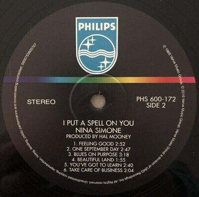 Nina Simone I Put A Spell On You (Vinyl LP)