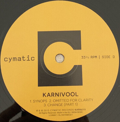 Karnivool Themata (Gatefold Sleeve) (2 LP)