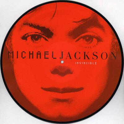 Michael Jackson Invincible (2 Picture Disc LP)