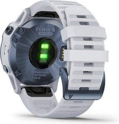 Garmin fénix 6 Pro Solar Mineral Blue/Whitestone