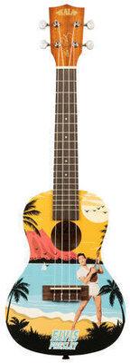 Kala Learn To Play Elvis Blue Hawaii Concert Starter Kit