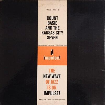 Count Basie Count Basie & The Kansas City 7 (2 LP)