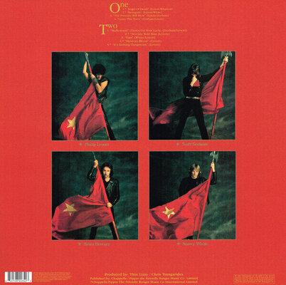 Thin Lizzy Renegade (Vinyl LP)