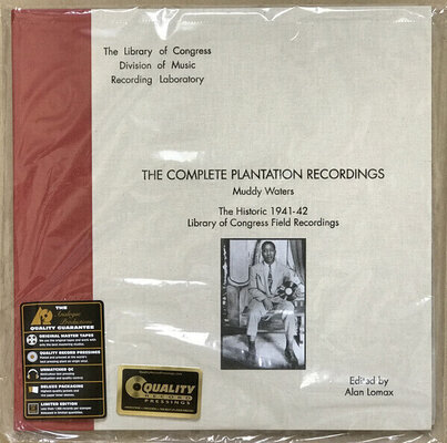 Muddy Waters The Complete Plantation Recordings (Limited Edition) (2 LP)
