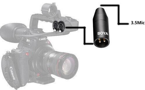 BOYA 35C-XLR