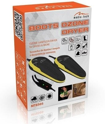 Media-Tech Boots Ozone Dryer
