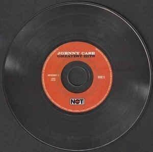 Johnny Cash Greatest Hits (3 CD)
