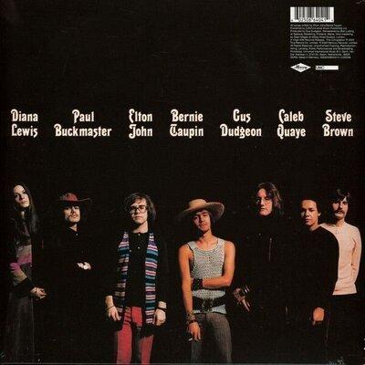 Elton John Elton John (2 LP Purple Transparent)