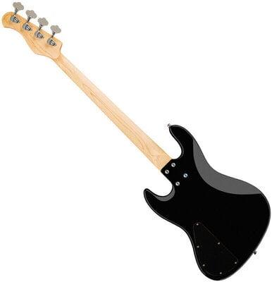 Sadowsky MetroExpress Hybrid P/J Bass MN 4-String Solid Black High Polish