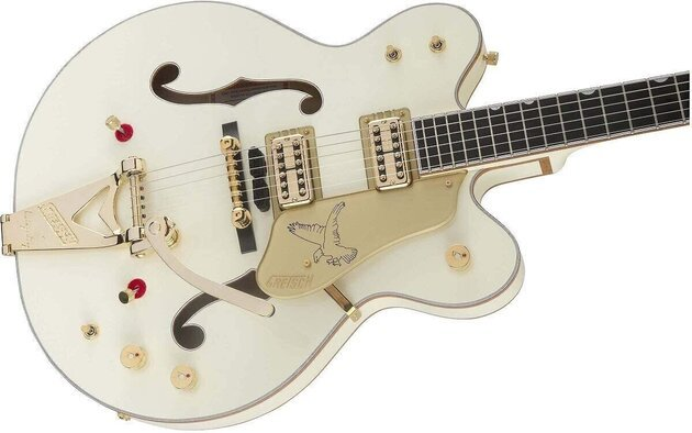 Gretsch G6136T 62 White Falcon Limited