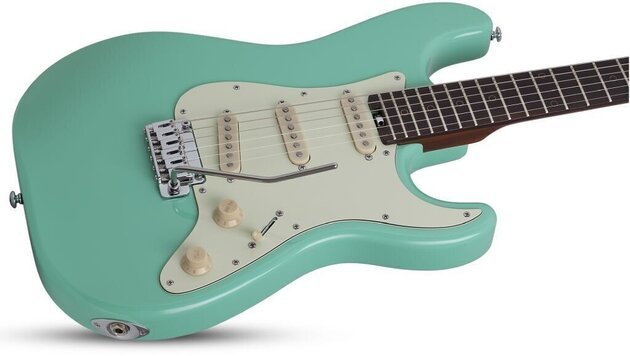 Schecter Nick Johnston Traditional Atomic Green