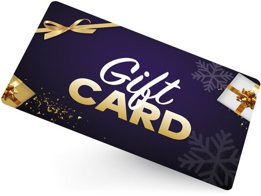 Muziker Gift Card Voucher