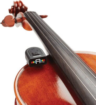 D'Addario Planet Waves NS Micro Violin Tuner