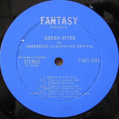 Creedence Clearwater Revival Green River (150 Gram) (Vinyl LP)